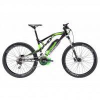 "Велосипед Lapierre OVERVOLT FS400 27,5"" Yamaha 48 L Black/Green (LP60104800)"