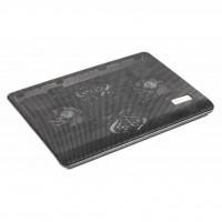 """Подставка для ноутбука GEMBIRD до 17"""", 2x80 mm fan (NBS-2F17-01)"""
