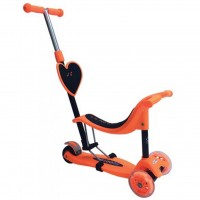 Скутер BabyHit JC-221 Orange (16504)