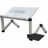Столик для ноутбука UFT Stardreamer White