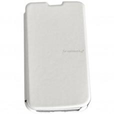 Чехол для моб. телефона VOIA для LG E445 Optimus L4II Dual /Flip/White (6068222)