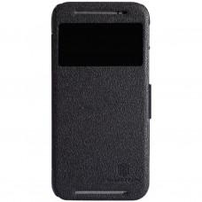 Чехол для моб. телефона для HTC ONE (M8) /Fresh Series Leather Case/Black NILLKIN (6138236)