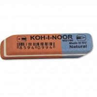 Ластик KOH-I-NOOR combined eraser BlueStar, 6521/60 (56шт) (6521060010KD)