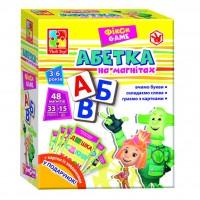 Настольная игра Vladi Toys Абетка Фиксики (VT1502-08)
