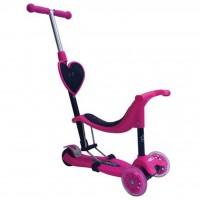 Скутер BabyHit JC-221 Pink (16503)