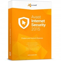 Программная продукция Avast Internet Security 2015 1 ПК 1 год Base Box (4820153970311)