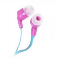 Наушники Maxxter EPM-106 Pink/Blue (EPM-106PB)