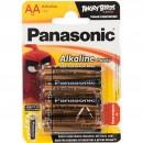Батарейка PANASONIC LR06 Alkaline Power * 4 (LR6REB/4BPR)
