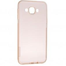 Чехол для моб. телефона NILLKIN для Samsung E7/E700 - Nature TPU (Коричневый) (6218568)