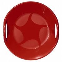 Санки Alpen Gaudi Alpen Ufo красные (4020716299112)