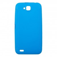 Чехол для моб. телефона Drobak для Fly IQ446 /Elastic PU/Blue (214732)