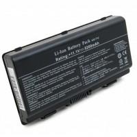 Аккумулятор для ноутбука Asus X51 (A32-T12) 11.1V 5200mAh EXTRADIGITAL (BNA3972)