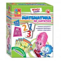 Настольная игра Vladi Toys Математика Фиксики (VT1502-09)