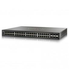 Коммутатор сетевой Cisco SG500X-48 (SG500X-48-K9-G5)