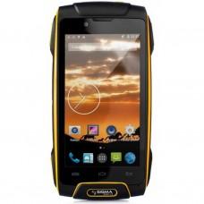 Мобильный телефон Sigma X-treme PQ30 (3700mAh) Dual Sim Orange (4827798867754)