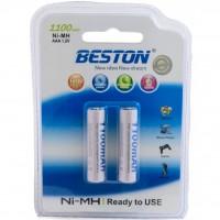 Аккумулятор BESTON AAA R3 1100mAh * 2 (AAB1814)