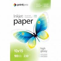 Бумага PrintPro 10x15 (PGE2301004R)