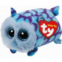 Мягкая игрушка Ty Teeny Ty's Голубая Сова Mimi 12 см (42144)