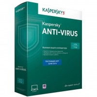 Программная продукция Kaspersky Anti-virus 2014 Base (KL1154OUBFS)