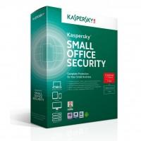 Программная продукция Kaspersky Small Office Security 4, 5-Mob; 5-PC; 1-FS (KL4531OCEFW)