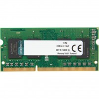 Модуль памяти для ноутбука SoDIMM DDR3 2GB 1600 MHz Kingston (KVR16LS11S6/2)