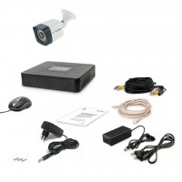 Комплект видеонаблюдения Tecsar 1OUT LIGHT (8861)