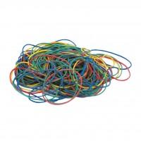 Резинки для денег Axent assorted colors, 200г (4611-А)