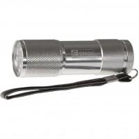 Фонарь EMOS LFL215-9T Silver (P3841) (*P3841)