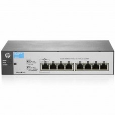 Коммутатор сетевой HP 1810-8G v2 (J9802A)