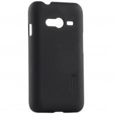 Чехол для моб. телефона NILLKIN для Samsung G313 - Super Frosted Shield (черный) (6173766)
