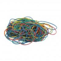 Резинки для денег Axent assorted colors, 500г (4612-А)