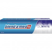 Зубная паста Blend-A-Med 3D White Трехмерное отбеливание 100 мл (5000174415773)