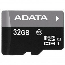 Карта памяти A-DATA 32GB SDHC class 10 UHS-I (AUSDH32GUICL10-R)
