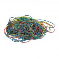 Резинки для денег Axent assorted colors, 50г (4610-А)