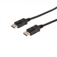Кабель мультимедийный DisplayPort to DisplayPort 2.0m DIGITUS (AK-340103-020-S)