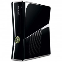 Игровая консоль Microsoft X-Box SLIM 250GB+Fifa 14 (XBOX360S250GBFIFA14)