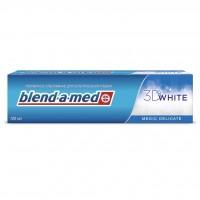 Зубная паста Blend-A-Med 3D White Деликатное Отбеливание 100 мл (5000174379495)