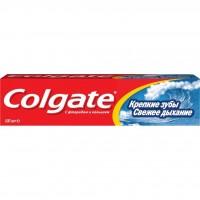 Зубная паста Colgate освежающая Крепкие зубы Свежее дыхание 100 мл (7891024129937)