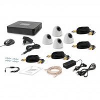 Комплект видеонаблюдения Tecsar 4IN DOME (8883)