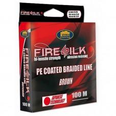 Шнур Lineaeffe Fire Silk PE Coated (3008108)