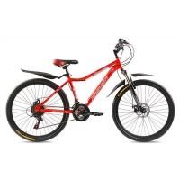 """Велосипед Premier Spirit Disc 16"""" красный с белым-голубым-черным (TI-14301)"""