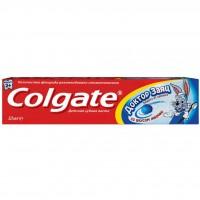Зубная паста Colgate детская Доктор Заяц со вкусом Жевательной резинки 50 мл (4606144005381)