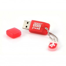 USB флеш накопитель GOODRAM 8GB FRESH Red USB 2.0 (UFR2-0080R0R11)