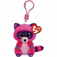 Мягкая игрушка Ty Beanie Boo's Roxie Енот 12 см (36614)