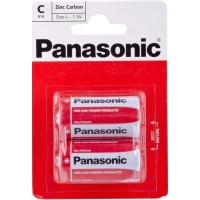 Батарейка PANASONIC R14 PANASONIC Special (R14REL/2BP)