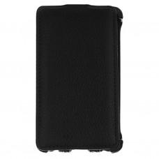 Чехол для моб. телефона для Nokia X (Black) Lux-flip Vellini (215128)