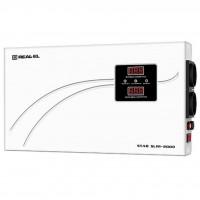 Стабилизатор REAL-EL STAB SLIM-2000, white (EL122400008)