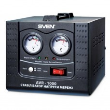 Стабилизатор AVR-1000 SVEN