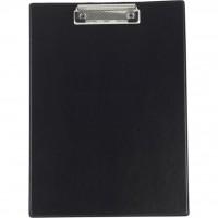 Клипборд-папка BUROMAX А4, PVC, black (BM.3411-01)