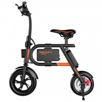Электровелосипед InMotion E-Bike P1 Black/Orange (Standart Version) (IM-EBP1-SVBO)